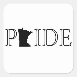 Minnesota Pride Square Sticker