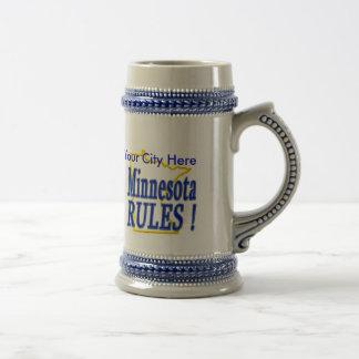 Minnesota Rules ! Beer Stein