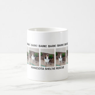 Minnesota Sheltie Rescue BARK Mug