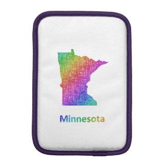 Minnesota Sleeve For iPad Mini