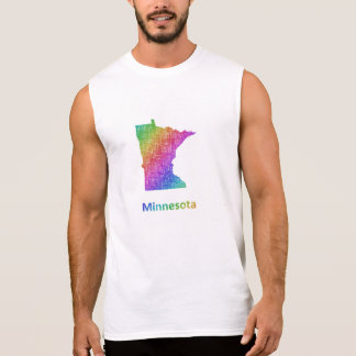 Minnesota Sleeveless Shirt