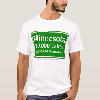 Minnesota Slogan T-Shirt