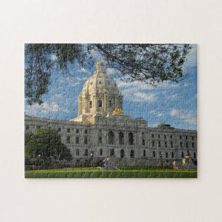 Minnesota State Capitol Jigsaw Puzzle