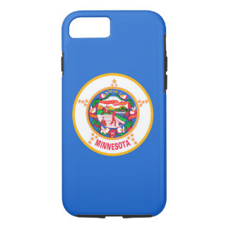 Minnesota State Flag Design iPhone 7 Case