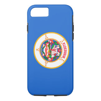 Minnesota State Flag Design iPhone 8/7 Case