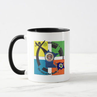 MINNESOTA STATE MOTTO GEOCACHER MUG
