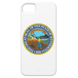 Minnesota state seal america republic symbol flag iPhone 5 case