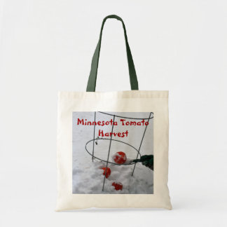 Minnesota Tomato Harvest Tote Bag