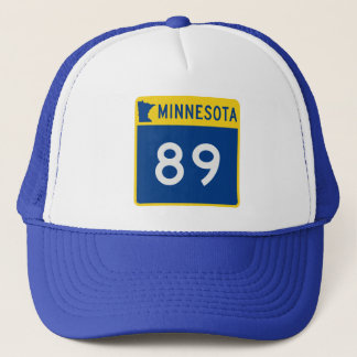 Minnesota Trunk Highway 89 Trucker Hat