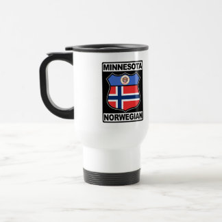 Minnesotan Norwegian American Commuter Mug