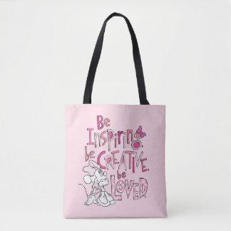 Minnie | Be Inspiring Tote Bag