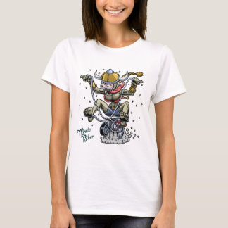 Minnie Biker T-Shirt