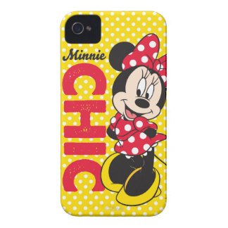 Minnie Chic iPhone 4 Cases