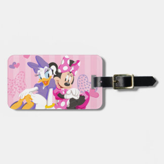Minnie & Daisy | Super Helpers Luggage Tag