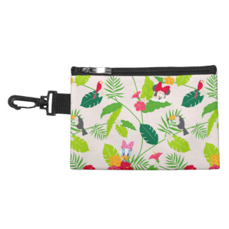 Minnie & Daisy | Tropical Pattern Accessories Bags
