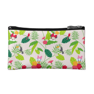 Minnie & Daisy | Tropical Pattern Makeup Bag