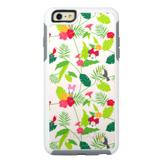 Minnie & Daisy | Tropical Pattern OtterBox iPhone 6/6s Plus Case