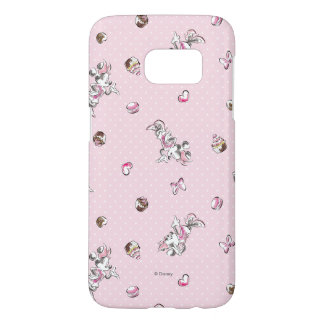 Minnie | Elegant Pose Watercolor Samsung Galaxy S7 Case