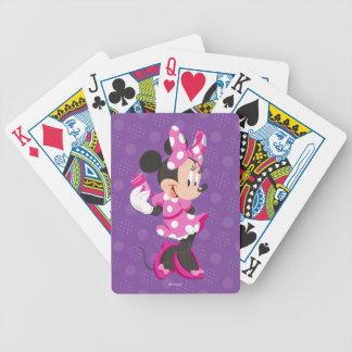 Minnie | I Believe in Me Poker Deck