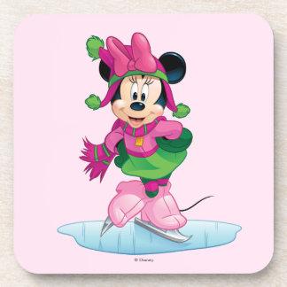 Minnie Ice Skating Coaster