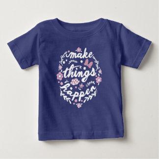Minnie | Make Things Happen Baby T-Shirt