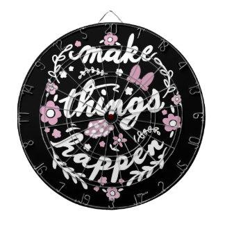Minnie | Make Things Happen Dartboard