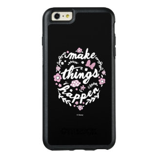Minnie | Make Things Happen OtterBox iPhone 6/6s Plus Case