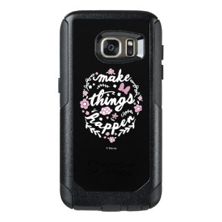 Minnie | Make Things Happen OtterBox Samsung Galaxy S7 Case