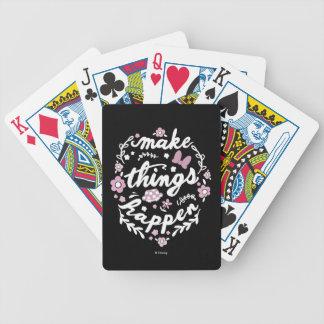 Minnie | Make Things Happen Poker Deck
