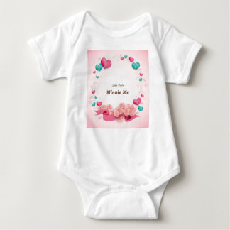 Minnie Me Baby Bodysuit