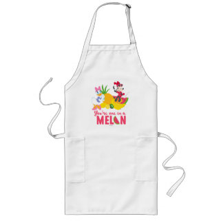 Minnie | Minnie Says Your'e One In A Melon 2 Long Apron