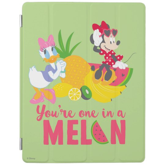 Minnie | Minnie Says Your'e One In A Melon iPad Cover