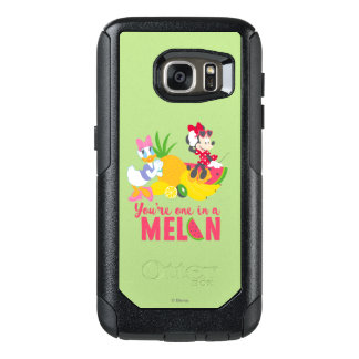 Minnie | Minnie Says Your'e One In A Melon OtterBox Samsung Galaxy S7 Case
