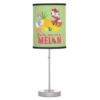 Minnie | Minnie Says Your'e One In A Melon Table Lamp