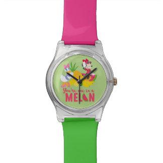 Minnie   Minnie Says Your'e One In A Melon Watch