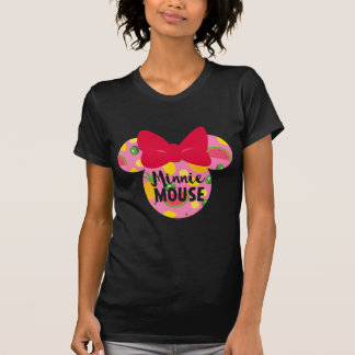 Minnie | Minnie Tropical Logo 3 T-Shirt