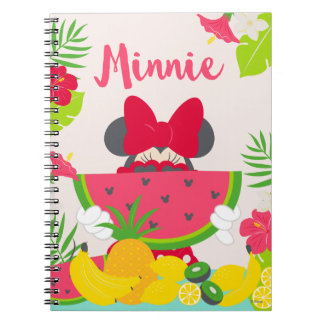 Minnie | Minnie's Tropical Adventure Notebook