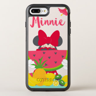 Minnie   Minnie's Tropical Adventure OtterBox Symmetry iPhone 7 Plus Case