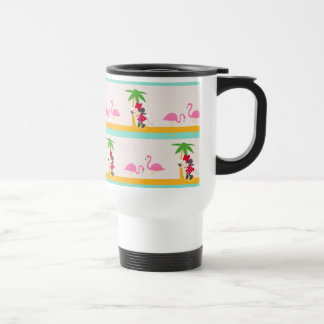 Minnie | Minnie's Tropical Pattern 2 Travel Mug