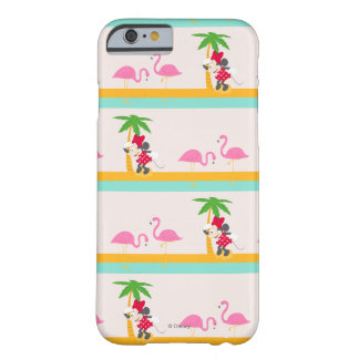 Minnie | Minnie's Tropical Pattern Barely There iPhone 6 Case