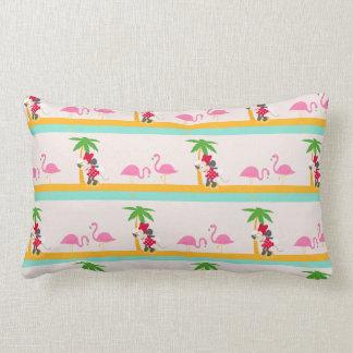 Minnie | Minnie's Tropical Pattern Lumbar Pillow
