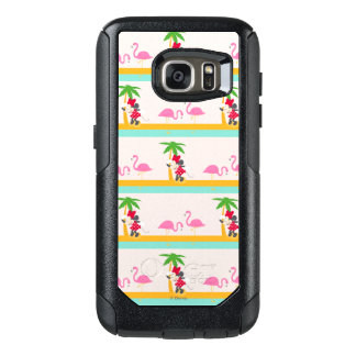 Minnie | Minnie's Tropical Pattern OtterBox Samsung Galaxy S7 Case