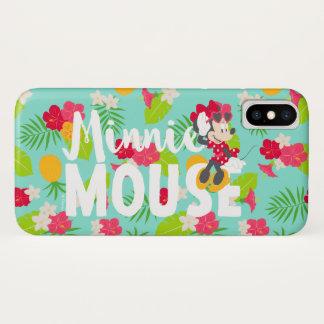 Minnie | Minnie's Tropical Pose Case-Mate iPhone Case