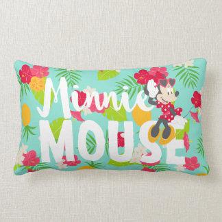 Minnie | Minnie's Tropical Pose Lumbar Pillow