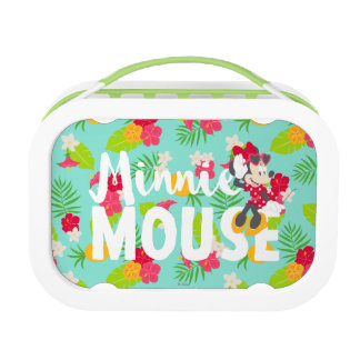 Minnie | Minnie's Tropical Pose Lunchboxes