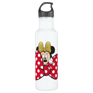 Minnie Mouse | Bow Tie 710 Ml Water Bottle