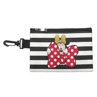 Minnie Mouse | Bow Tie Accessory Bag