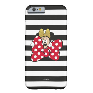 Minnie Mouse | Bow Tie Barely There iPhone 6 Case