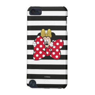 Minnie Mouse | Bow Tie iPod Touch 5G Cover