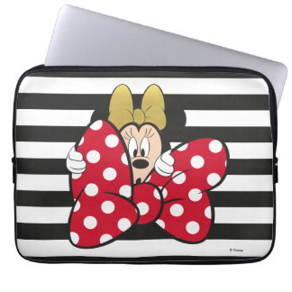 Minnie Mouse | Bow Tie Laptop Sleeve